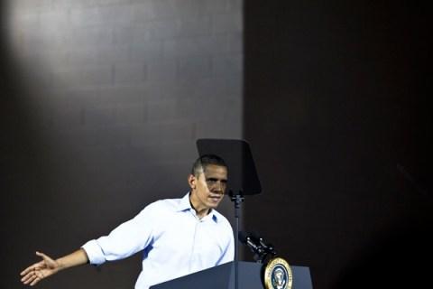Obama Justin Frank