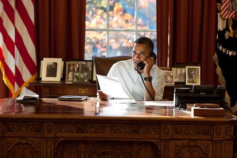 obama thanksgiving OWS