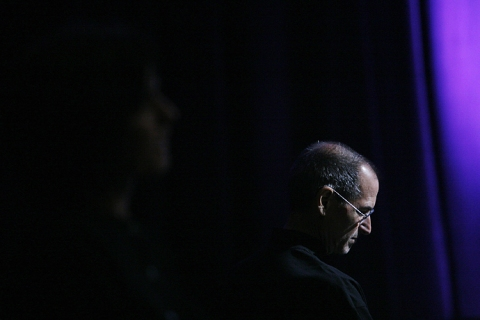 Steve Jobs, chief executive officer of A