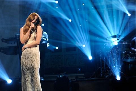 Lana Del Rey Saturday Night Live