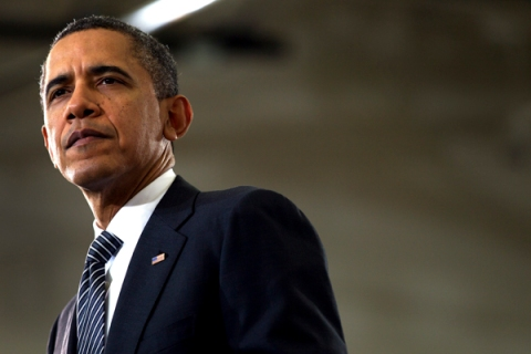 President Barack Obama Feb 13 2012