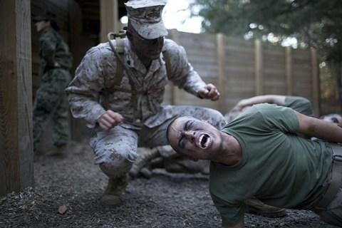 Parris Island: US Marine Corps Boot Camp