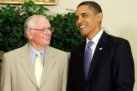 Neil Armstrong, Barack Obama