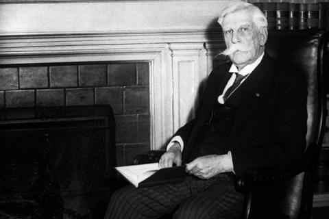 Oliver Wendell Holmes,