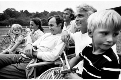 George H. W. Bush [& Family]