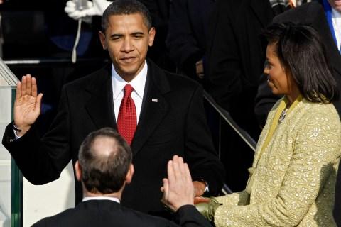 Obama second term.