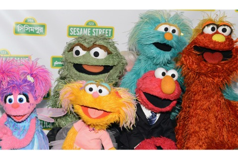 Image: Sesame Street