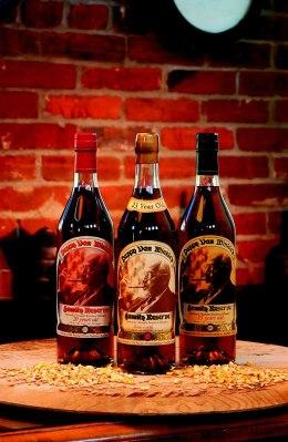 image: Pappy Van Winkle bourbon
