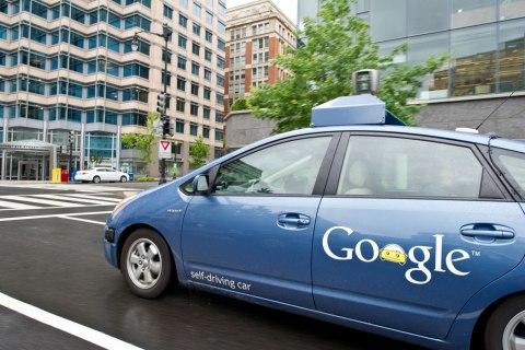 Image: Google's self-driving car