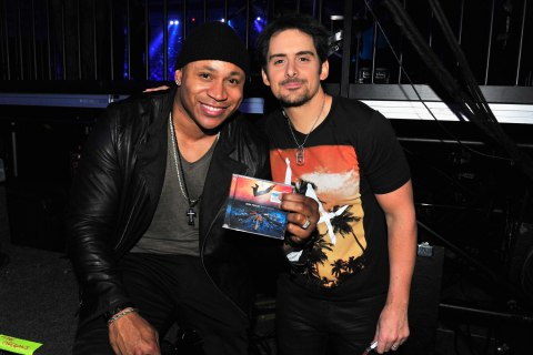 LL Cool J and Brad Paisley