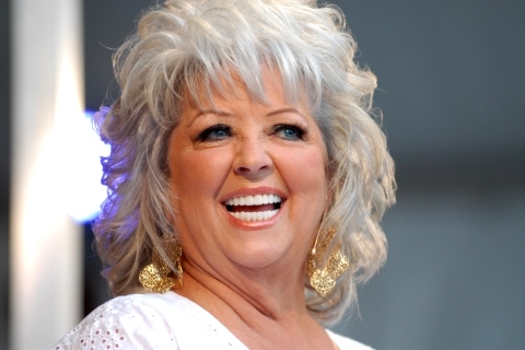 Paula Deen attends the 2010 Great American Food & Music Fest at the New Meadowlands Stadium in East Rutherford, N.J., on June 13, 2010.
