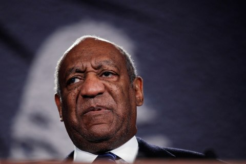 Bill Cosby in 2011.