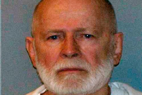 "Former mob boss and fugitive James ""Whitey"" Bulger is seen in a booking mug photo released  by the U.S. Marshals Service, on August 1, 2011."