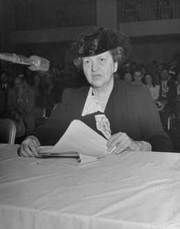Mrs. Frances Perkins