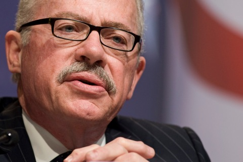 Former Georgia Representative Bob Barr at the Conservative Political Action Conference (CPAC) in Washington, D.C., on Feb. 19, 2010.