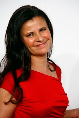 Actress Tracey Ullman arrives at the 2009 CFDA Fashion Awards in New York
