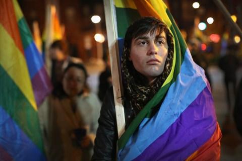 Chicagoans Celebrate Passage Of Same Sex Marriage Bill
