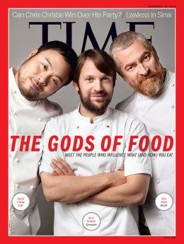 TIME International Magazine Cover, November 18, 2013