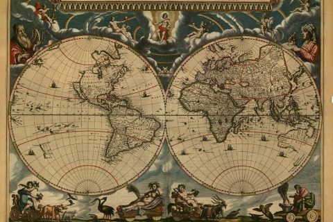 Joan Blaeu, Atlas maior, 1662