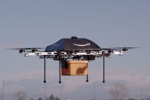 Amazon To Deliver Packages With Aerial Drones