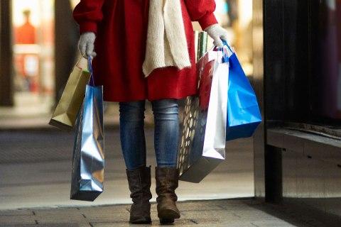Holiday sales shopping