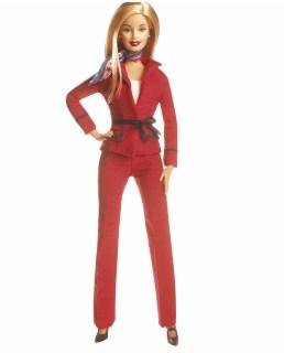 Barbie Announces a Surprise Bid for the 2004 Presidency
