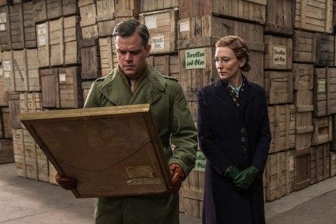 Matt Damon;Cate Blanchett